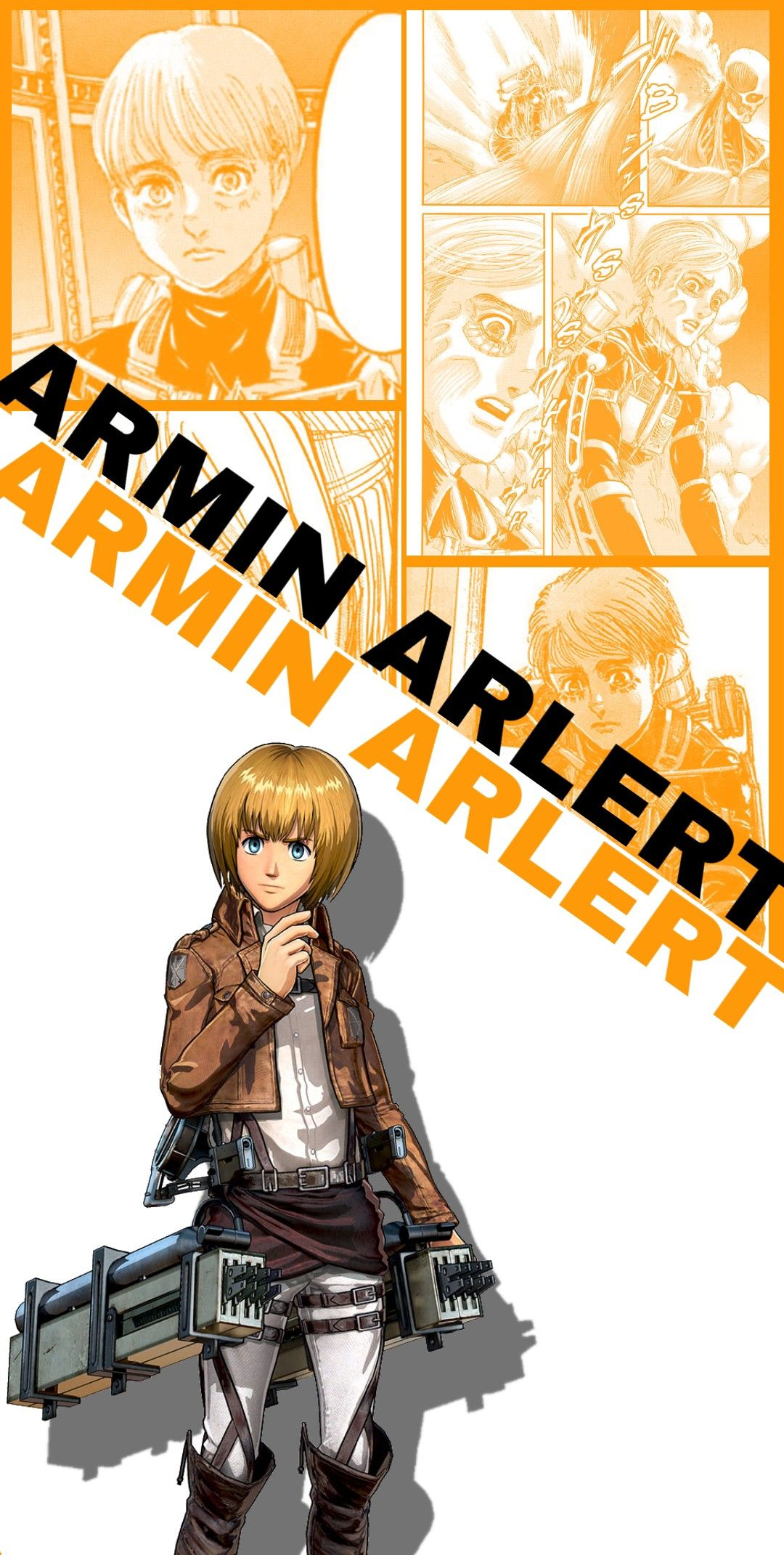 Armin Arlert Wallpaper In 2020 Cute Anime Wallpaper Attack On Titan Anime Anime Wallpaper