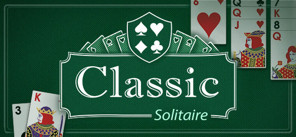 Enjoy playing Classic Solitaire Solitaire card game