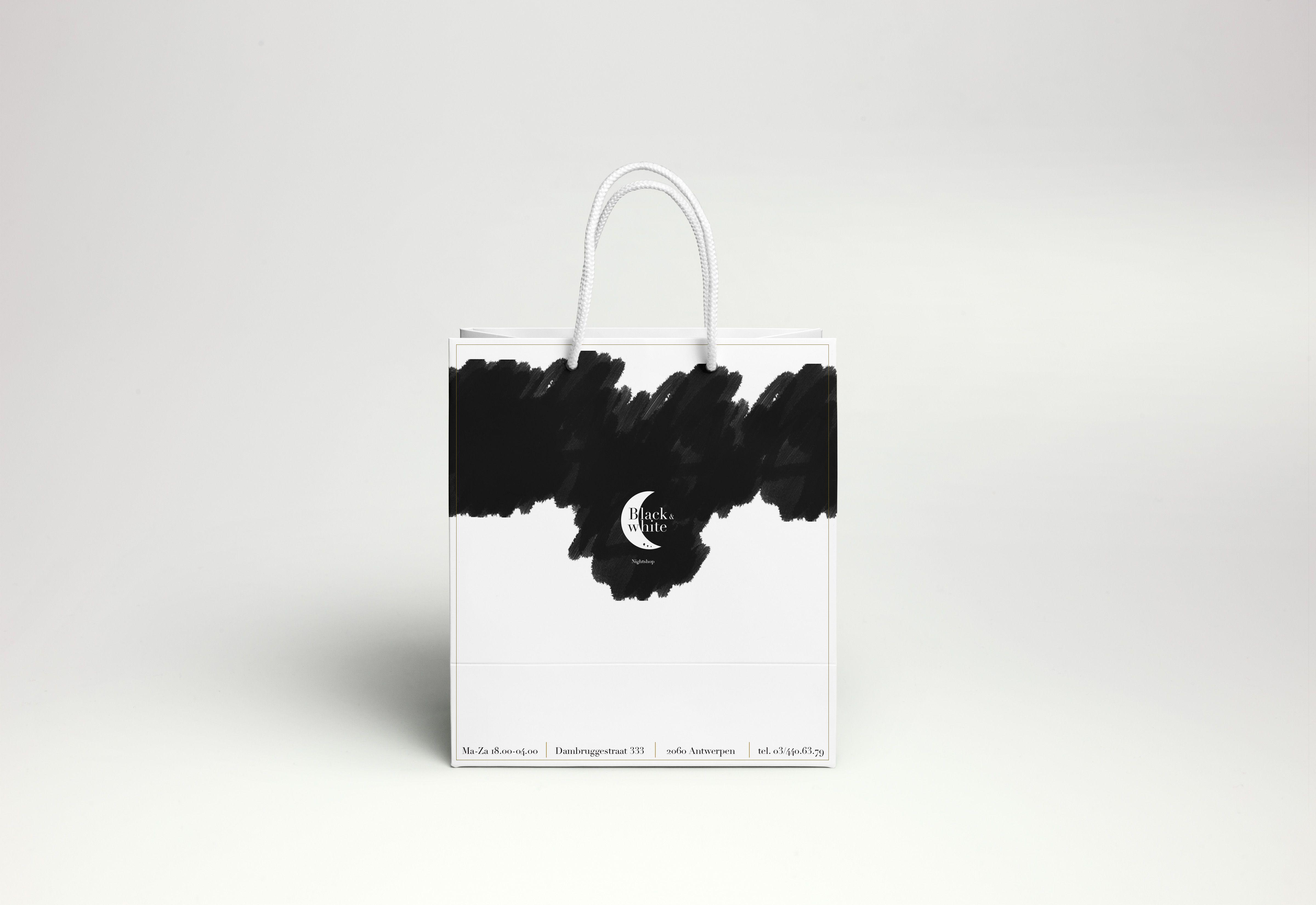 De Papieren Zak : Buurtwinkels papieren zak van vivo