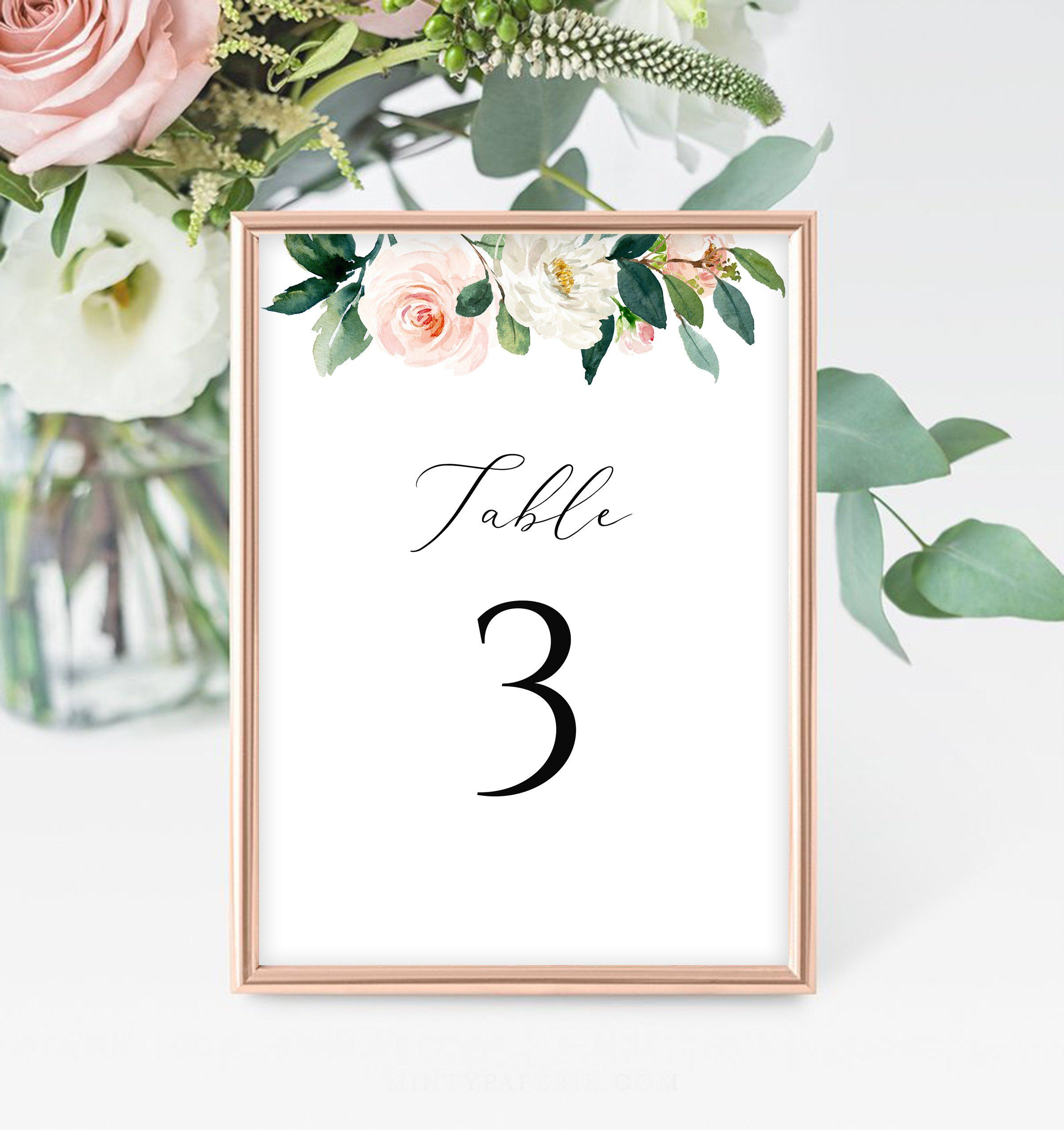 Table Numbers Template Wedding Table Numbers Printable Numbers Etsy Wedding Table Numbers Printable Wedding Table Numbers Wedding Table Numbers Template