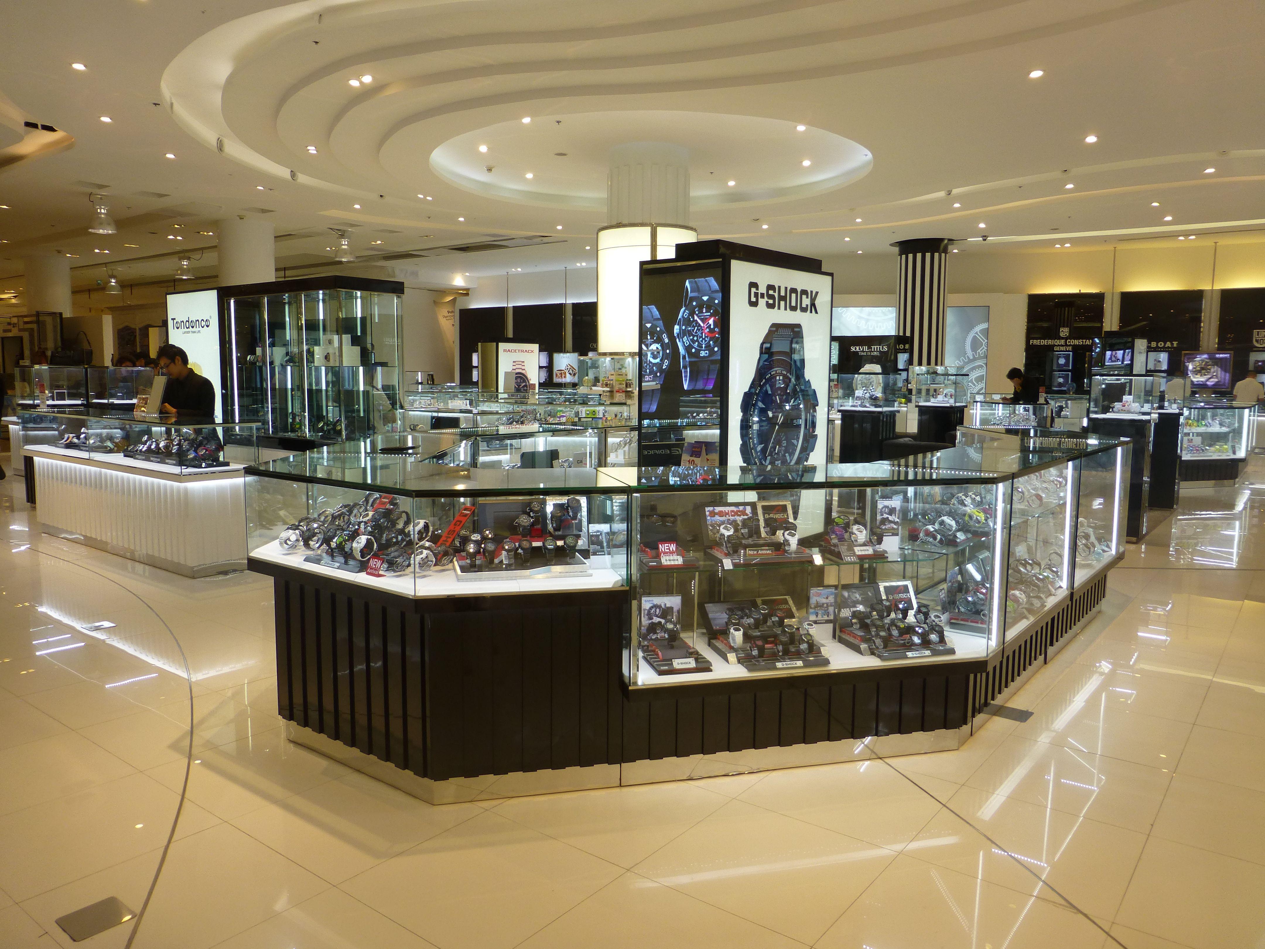 Siam Paragon shoppingmall