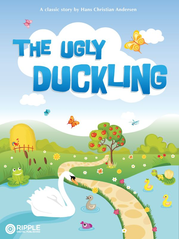 The Ugly Duckling (Illustrated): Hans Christian Andersen, Ripple Digital Publishing: Amazon.com: Kindle Store