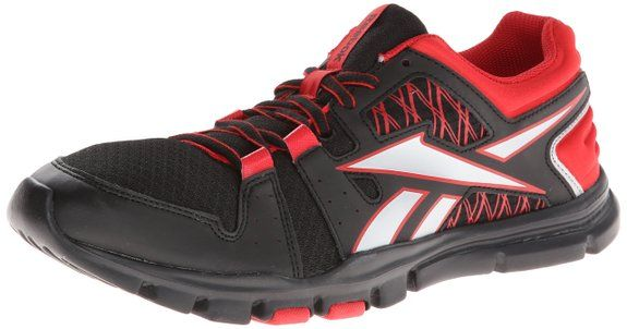 Amazon.com  Reebok Men s Yourflex Train RS 4.0 Training Shoe  Shoes ... e3cbbce55