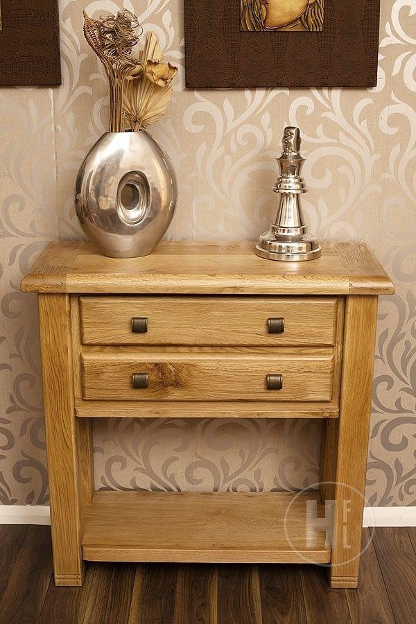 Merveilleux Small Oak Console Hall TablesHome Design 2017