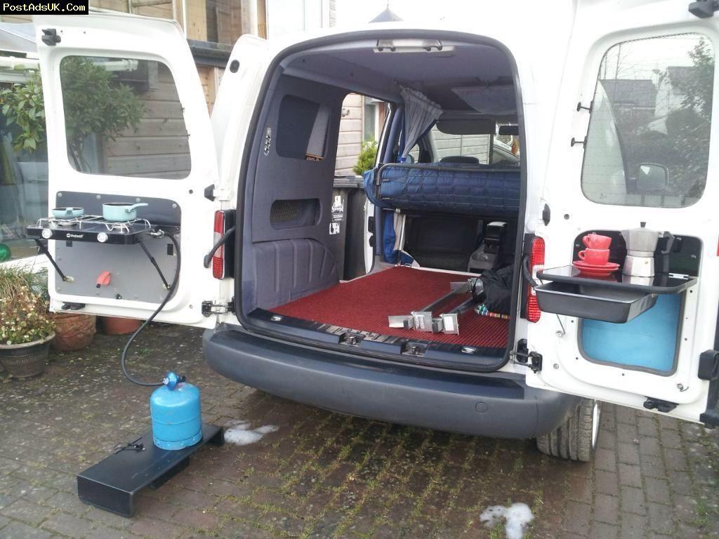 Cozy Camper Van Interior Ideas The Urban