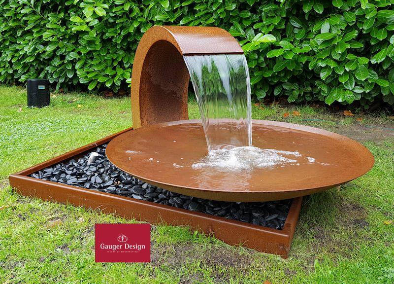 Pin Von Mab Auf Fuentes De Agua Gartenbrunnen Brunnen Garten