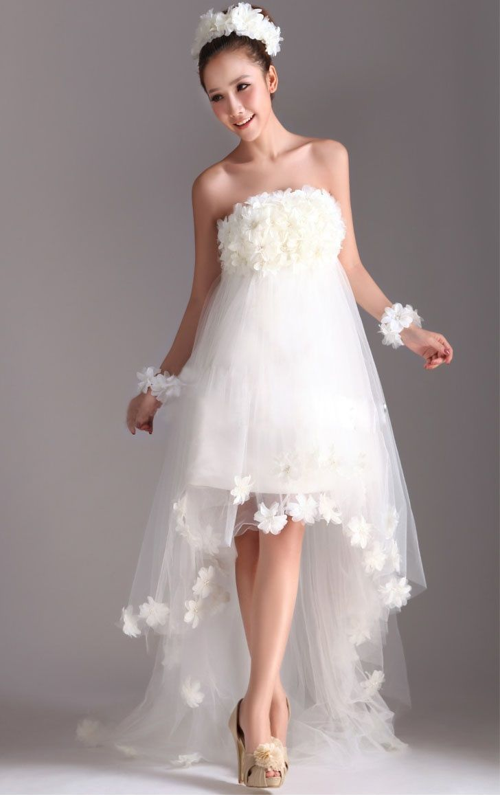 wedding-dresses-for-short-women.jpg | Short Wedding Gown | Pinterest ...