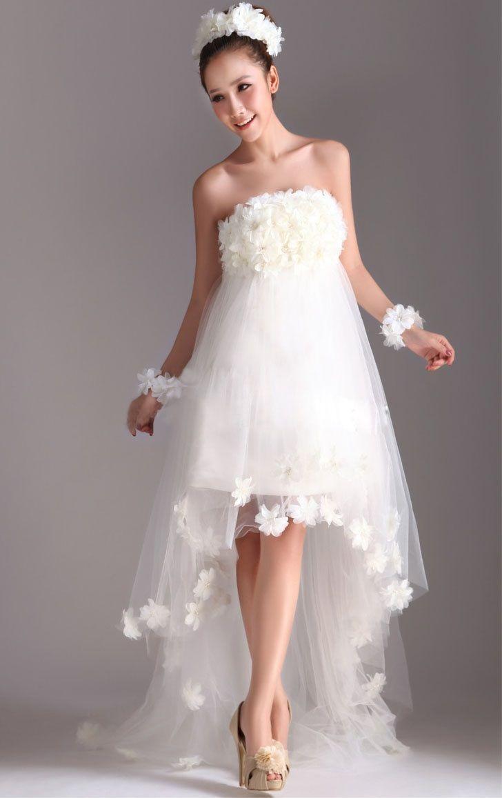 Wedding dresses for short women  Wedding Dresses For Short Women  WEDDING DRESS TREND  Pinterest