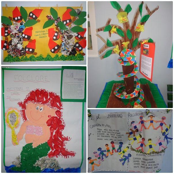 O Que Mais Vende Em Artesanato ~ Imagem relacionada folclore Pinterest Folclore, Projeto folclore educaç u00e3o infantil e