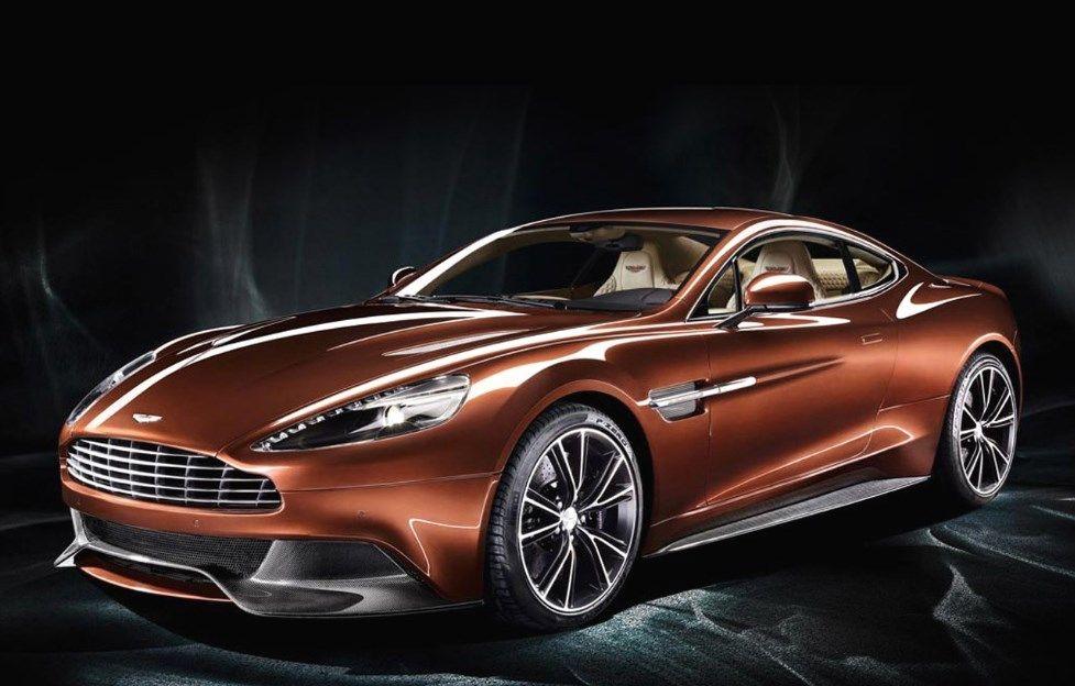 2017 Aston Martin Vanquish Price, Interior, Specs (Dengan