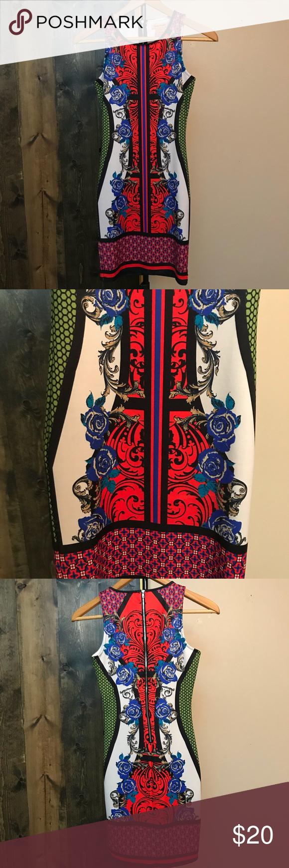 [Nordstrom] Flying Tomato • Balmain inspired dress Fitted Balmain inspired dress. Flying Tomato Dresses
