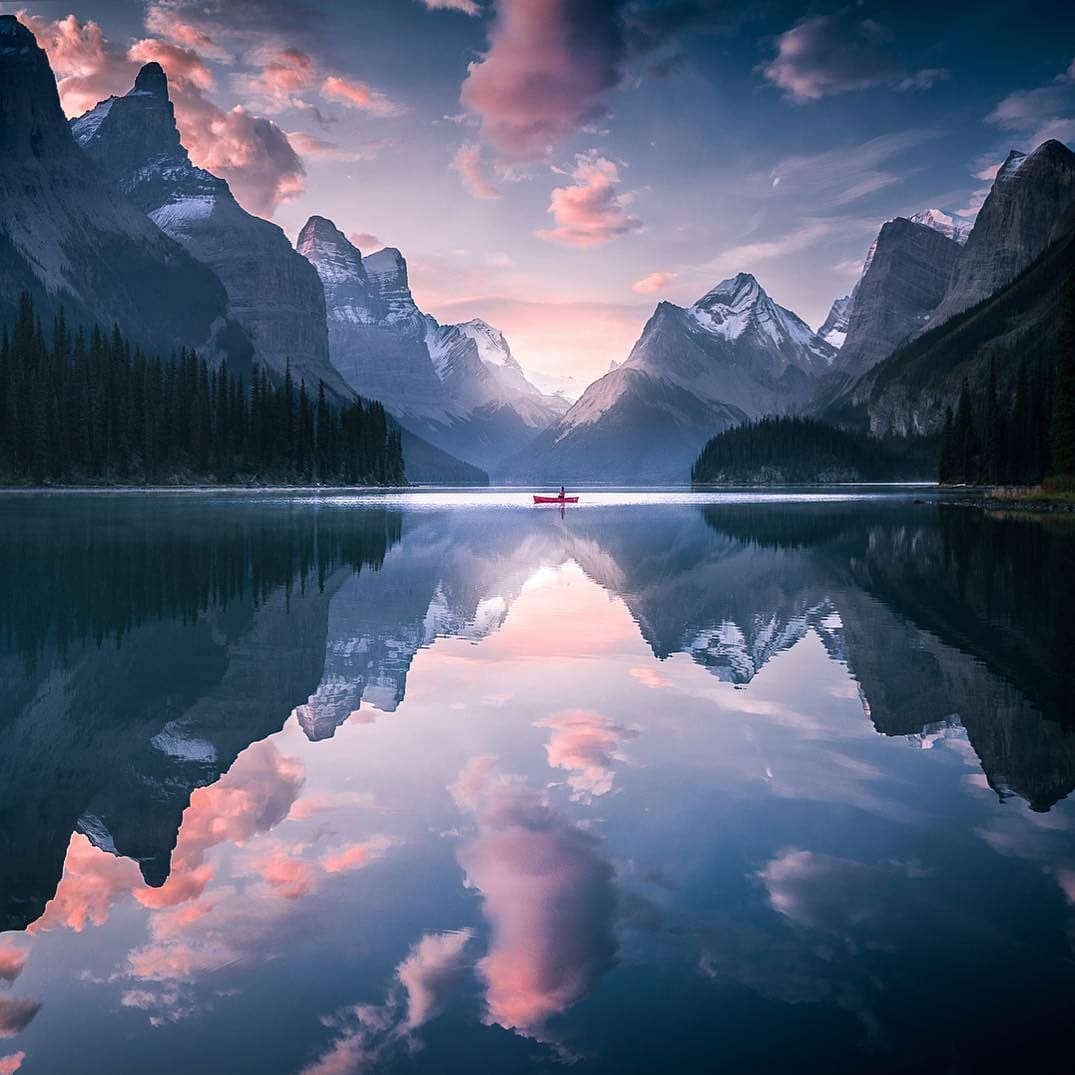 Your Morals Are The Reflection Of Your Lifestyle Make It Beautiful Like Jasper Beautiful Landscape Photography Beautiful Landscapes Landscape Photography