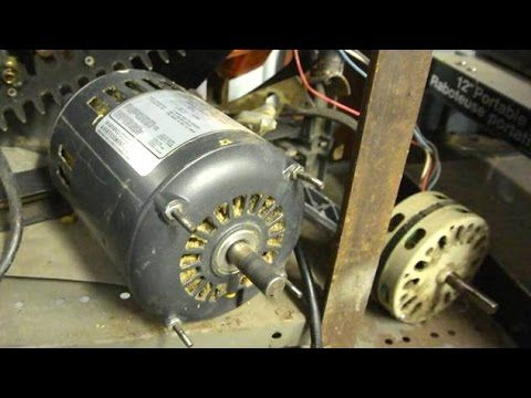 Where I get my motors from |   LiFeHacKs   | Dust collector