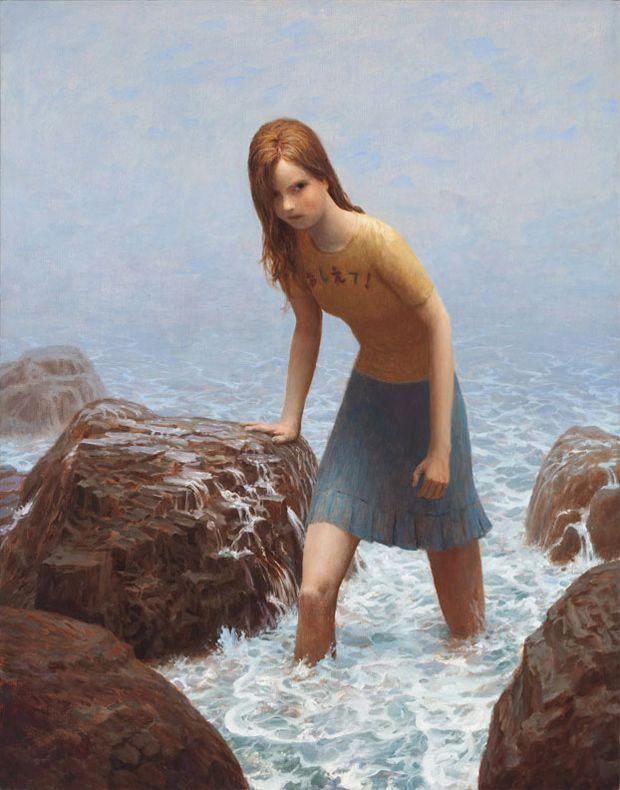 ✯..The Ending :: Artist Aron Wiesenfeld..✯