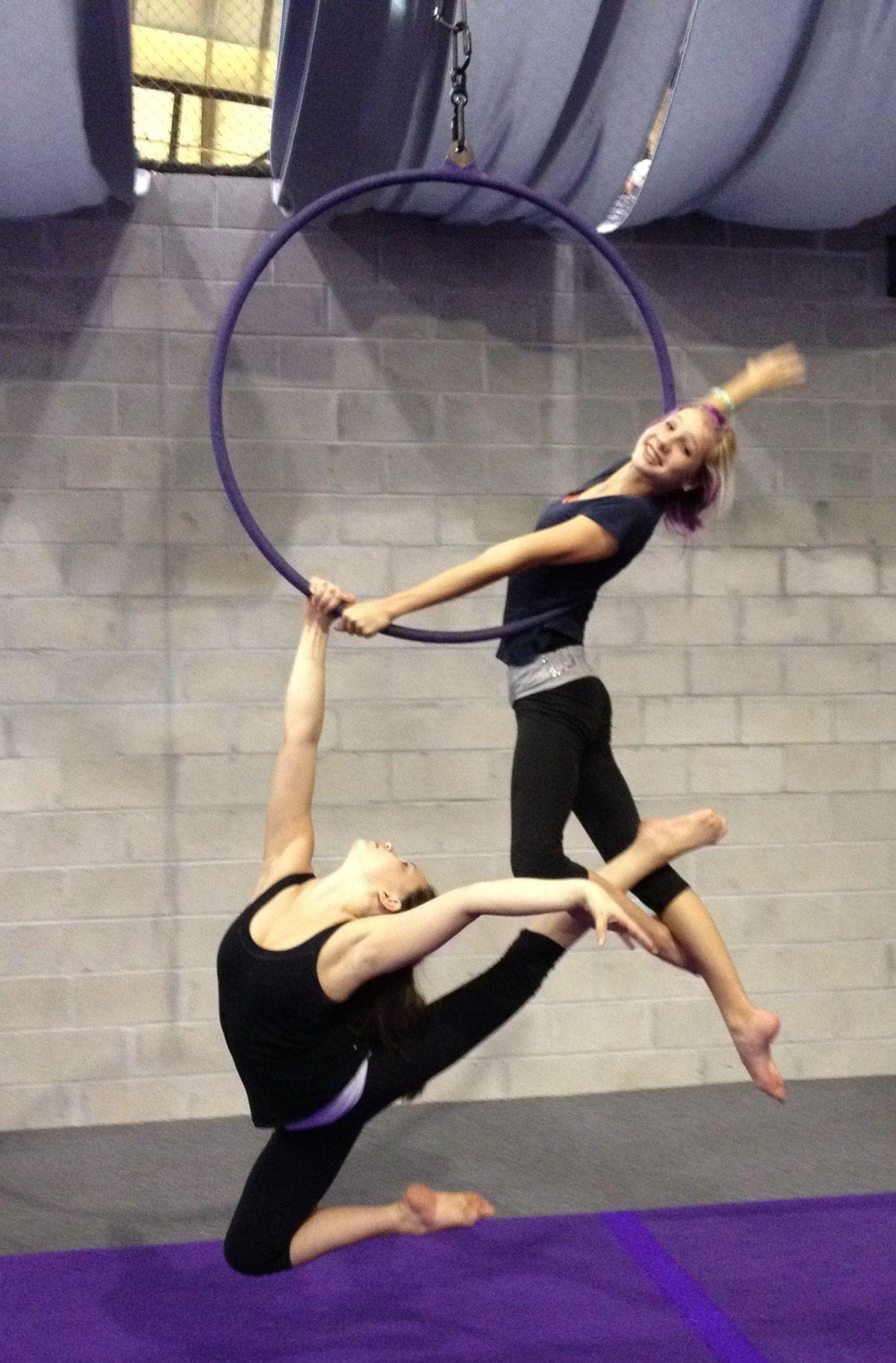 Cool Acro Tricks Acrobatic Arts