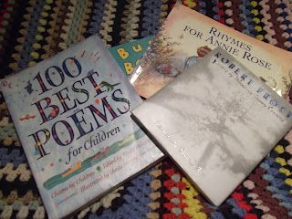 delivering grace: Ways to enjoy poetry and rhyme with young children