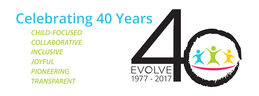 EVOLVE is excited to offer the opportunity to participate