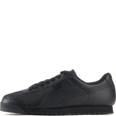 Puma Men's Casual Lace-Up Sneaker Roma Basic