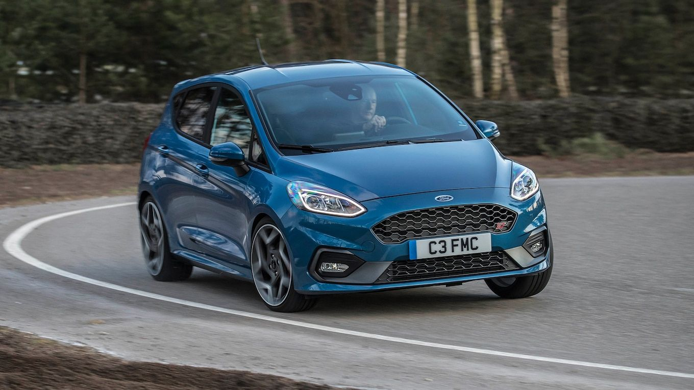 2019 Ford Fiesta St Forbidden Fruit Review Ford Fiesta St Ford