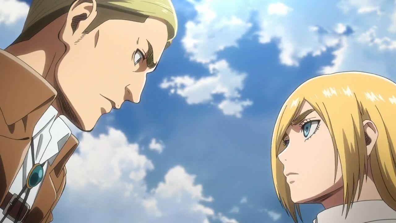 Shingeki No Kyojin Temporada 3 Capítulo 9 Attack On Titan Anime Attack On Titan Season Attack On Titan