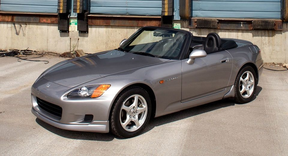 Theres A Virtually Brand New Honda S2000 With Only 910 Miles For Sale In The USA