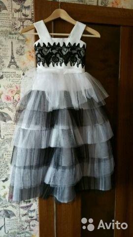 Авито платье детское на выпускной