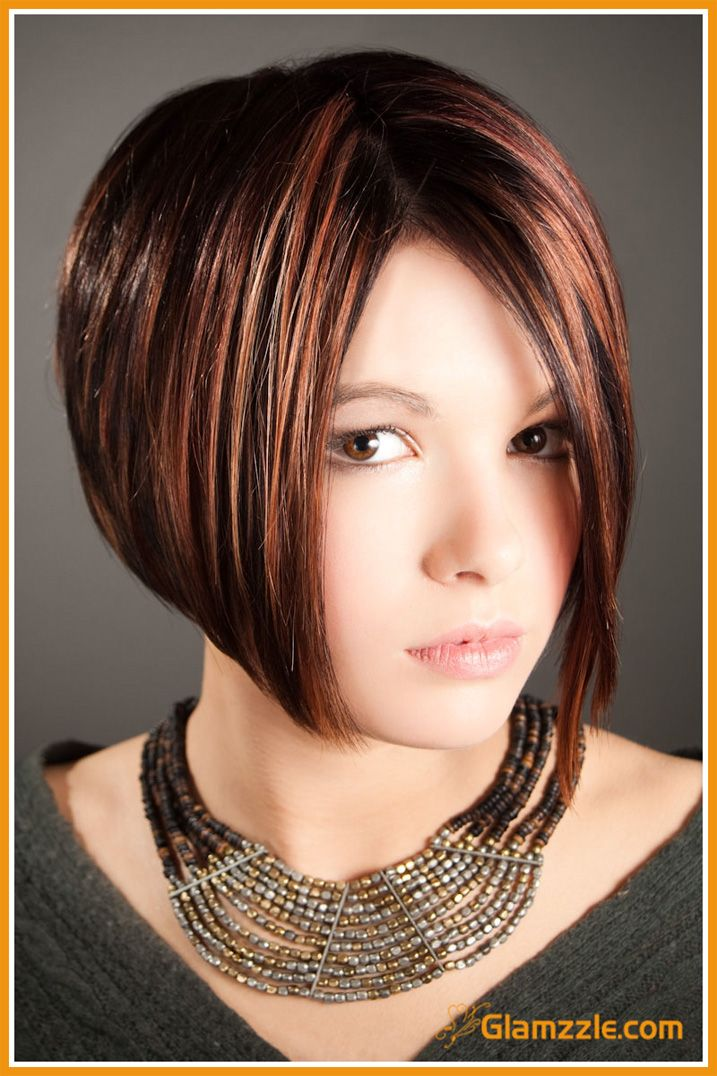 Short Bob Hairstyles Front Back Highly Sophisticated And