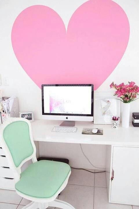 10 Home Office Ideas Home Office Pinterest Girls, Offices and