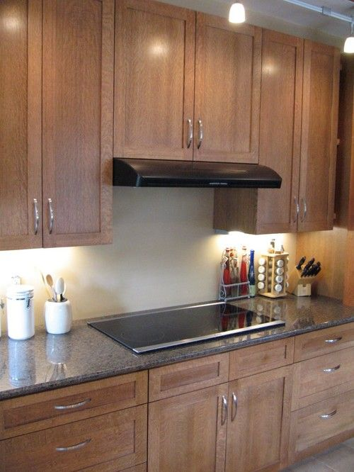 Red Oak Kitchen Cabinets Quarter Sawn Red Oak Cabinets