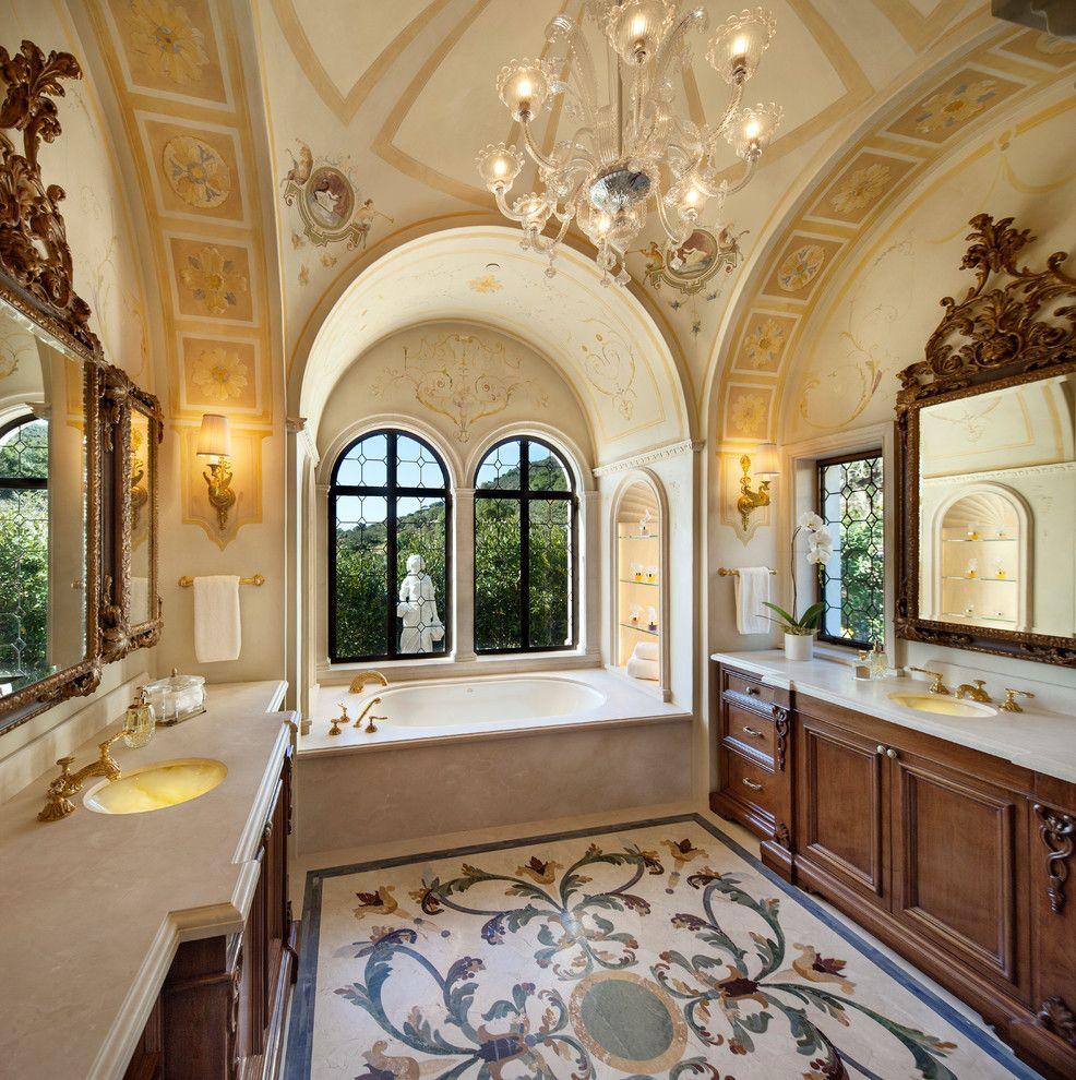 Mediterranean Bathroom Ideas Entrancing 15 Elegant Mediterranean Bathroom Designs That Define The Word Decorating Inspiration