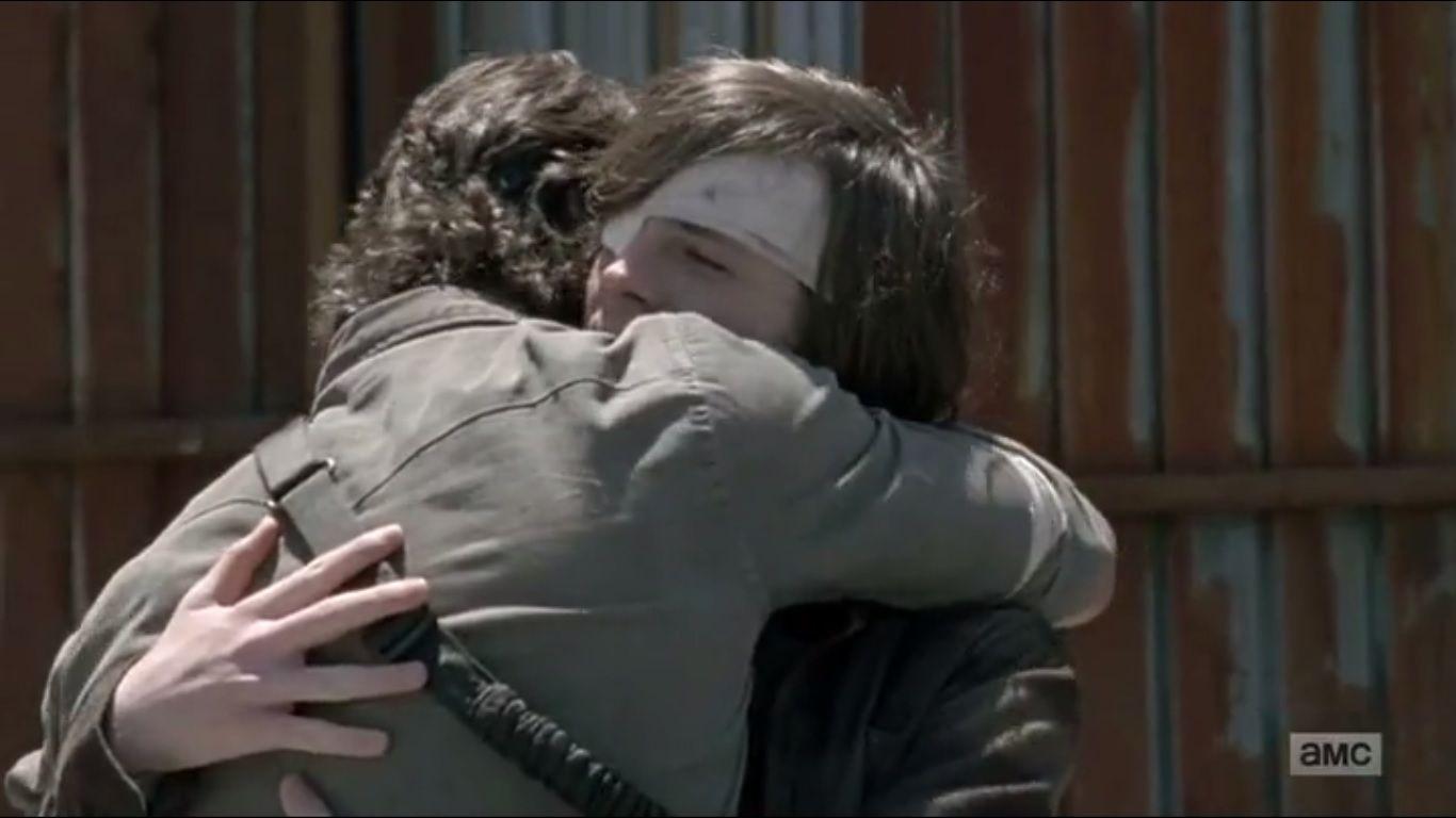 The Walking Dead - Recensione 8x01 - Il nuovo giorno è arrivato