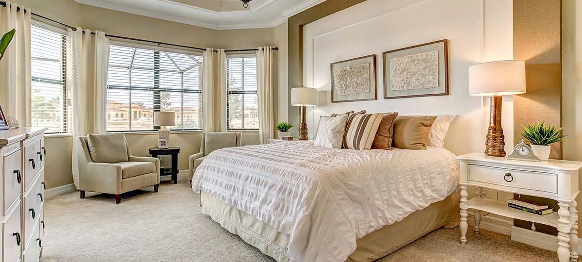 this lennarswfl bedroom is decorated with neutral colors on discover ideas about master dream bedroom id=58147