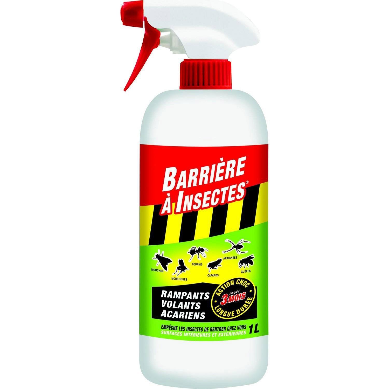 Aerosol Antirampants Et Volants Barriere A Insectes 1l Barriere A Insectes Aerosol Insectes Volants