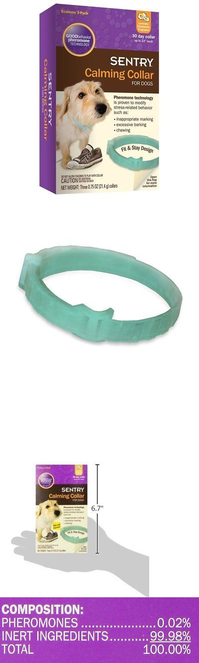 Collars 63057 Sentry Calming Collar For Dogs Gt Buy It Now Only 23 24 On Ebay Collars