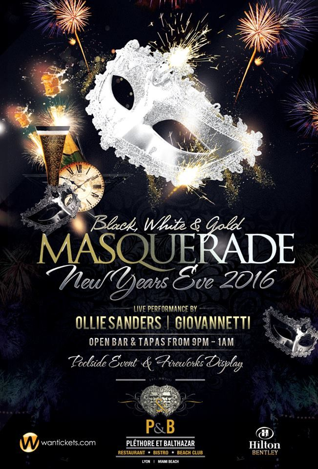 You are cordially invited to celebrate the New Year with