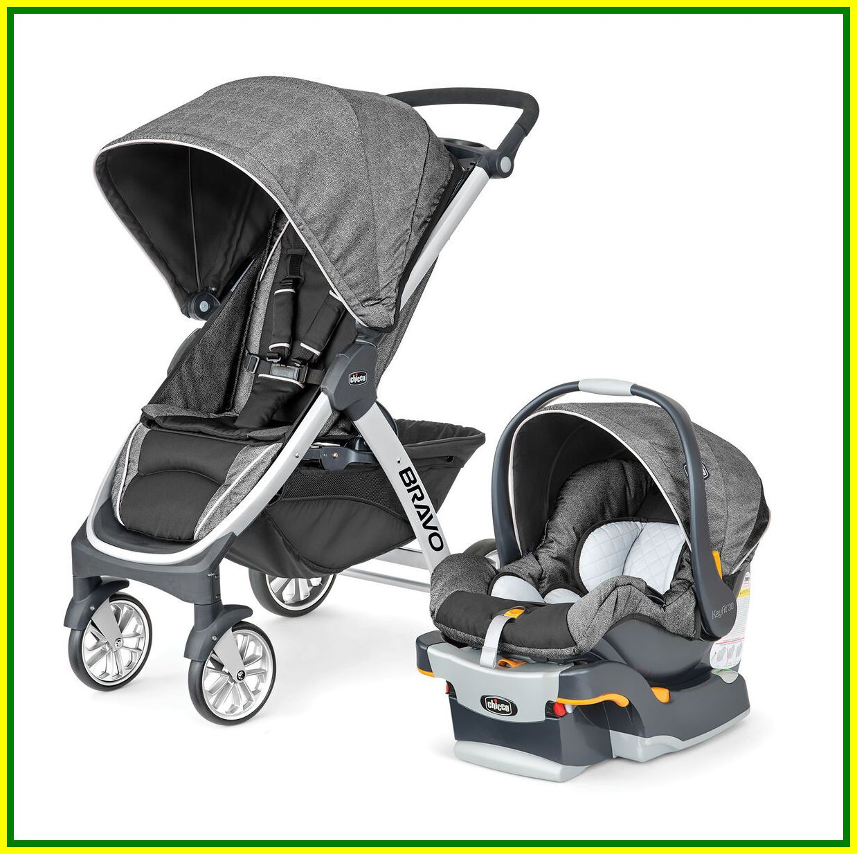95 reference of stroller Chicco chicco bravo trio in 2020