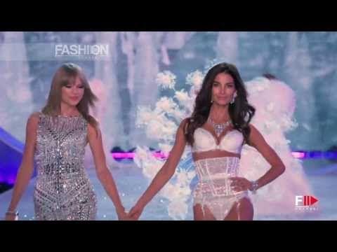 """VICTORIA'S SECRET 2013"" Fashion Show Highlights HD by Fashion Channel #VictoriaSecret, #AdrianaLima, taylorSwift, #CaraDelevigne, #CandiceSwanepoel, #AlessandraAmbrosio"