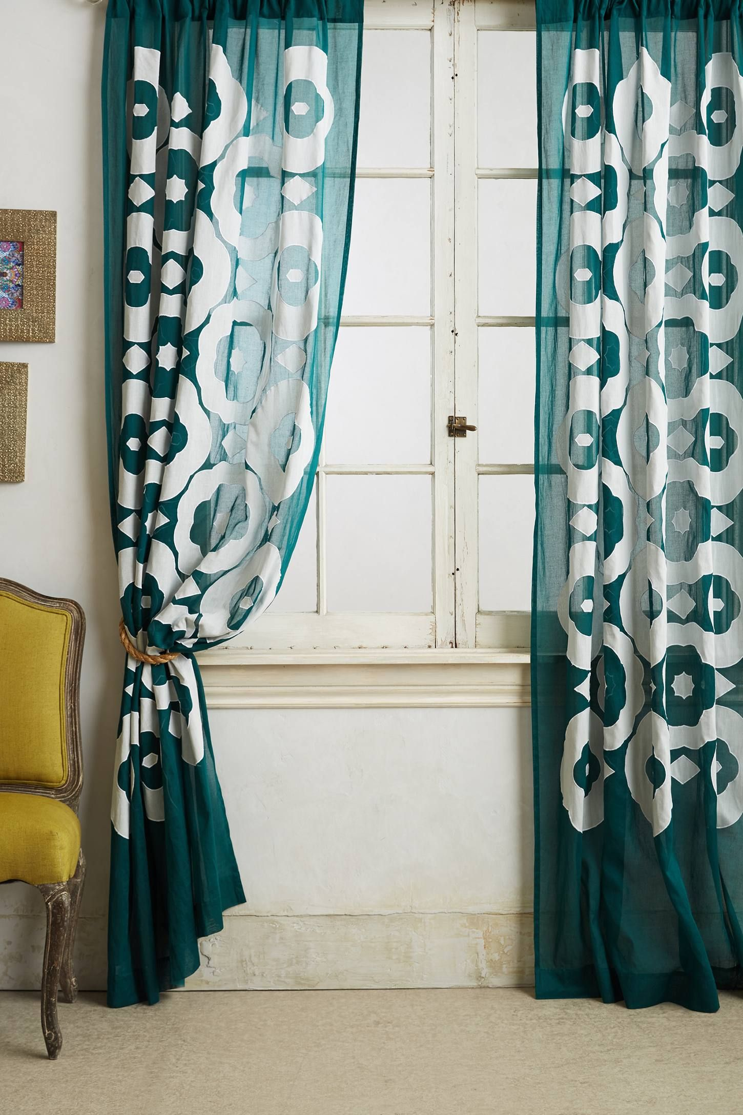 Arbor Curtain | Arbors, Apartments and Living room redo