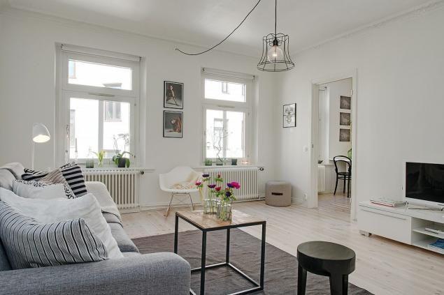 c31b95c5e23e Skandináv lakásdekoráció ötletek - 63nm-es, kétszobás lakás |  Lakberendezés, Lakberendező, Lakberendezési Ötletek, Építészet