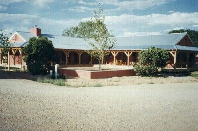 Zorro Ranch Nm Bunk House Adsce House Ranch Home