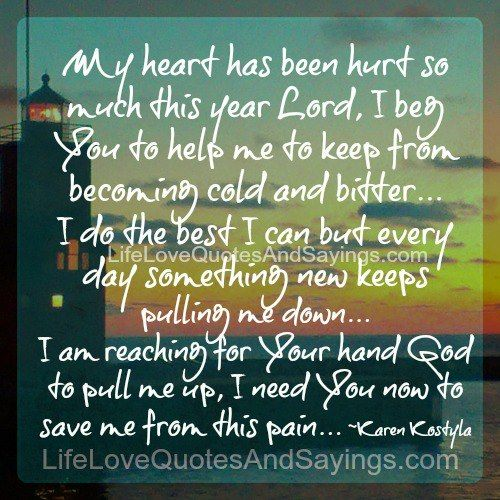 Sad Quotes About Love: Best 25+ Hurting Heart Quotes Ideas On Pinterest