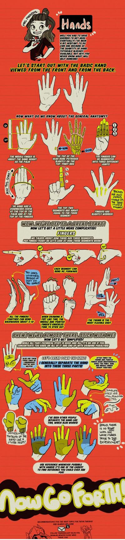 Hand tutorial/anatomy | Drawing tutorial, Hands tutorial ...