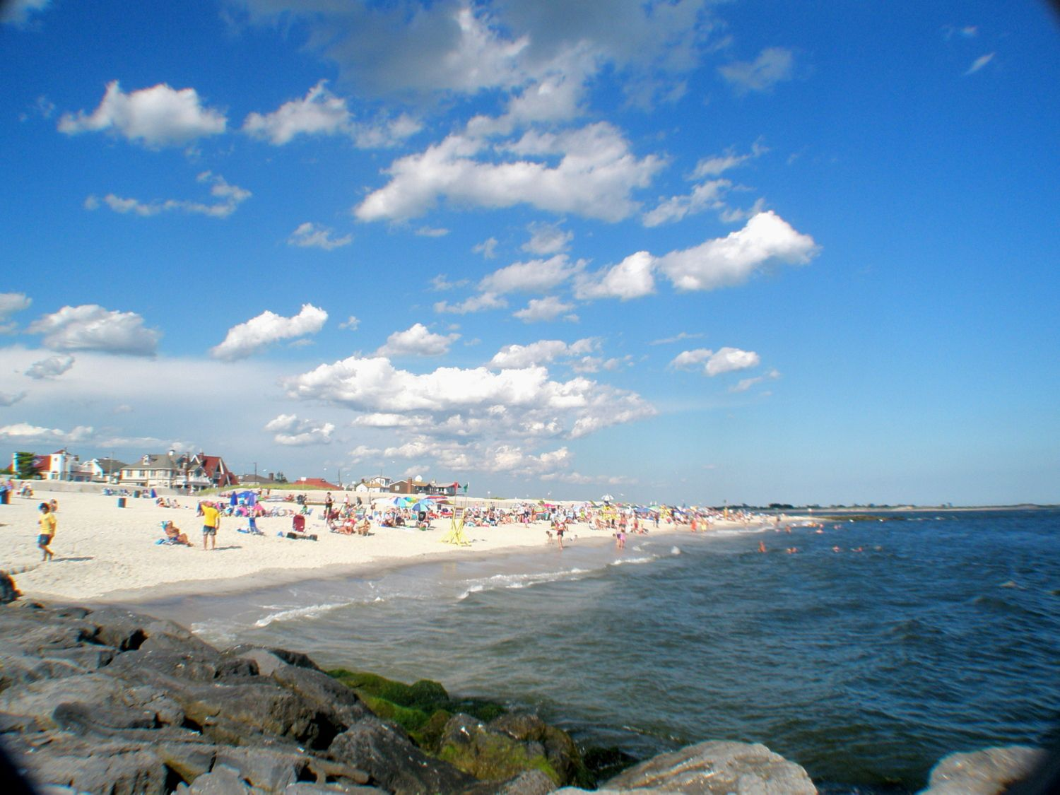 Point Lookout Beach Long Island New York