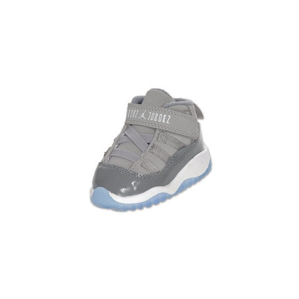 Nike Air Jordan Retro XI 11 Low LS Shoes for Babies - Product Reviews... ❤  liked on Polyvore 410c692860c