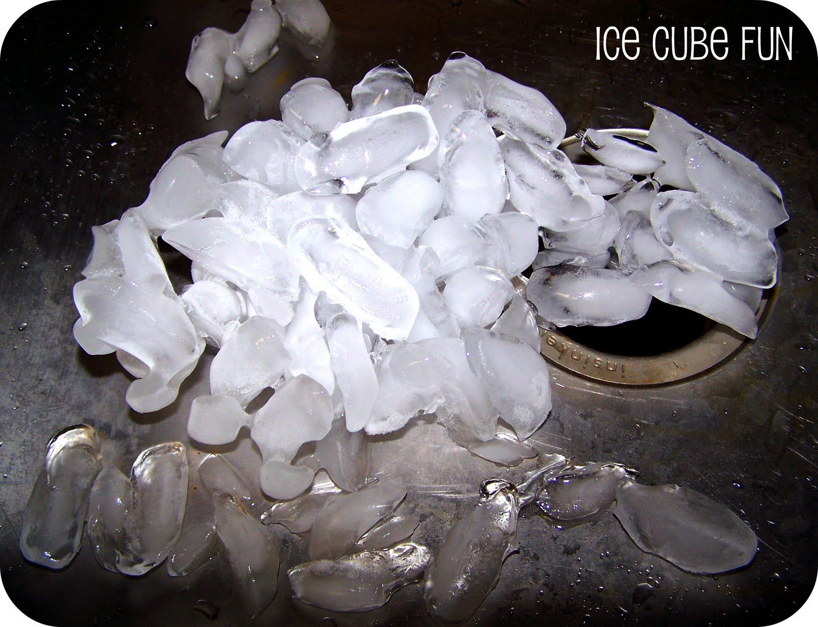 Ice Cube Fun With Images