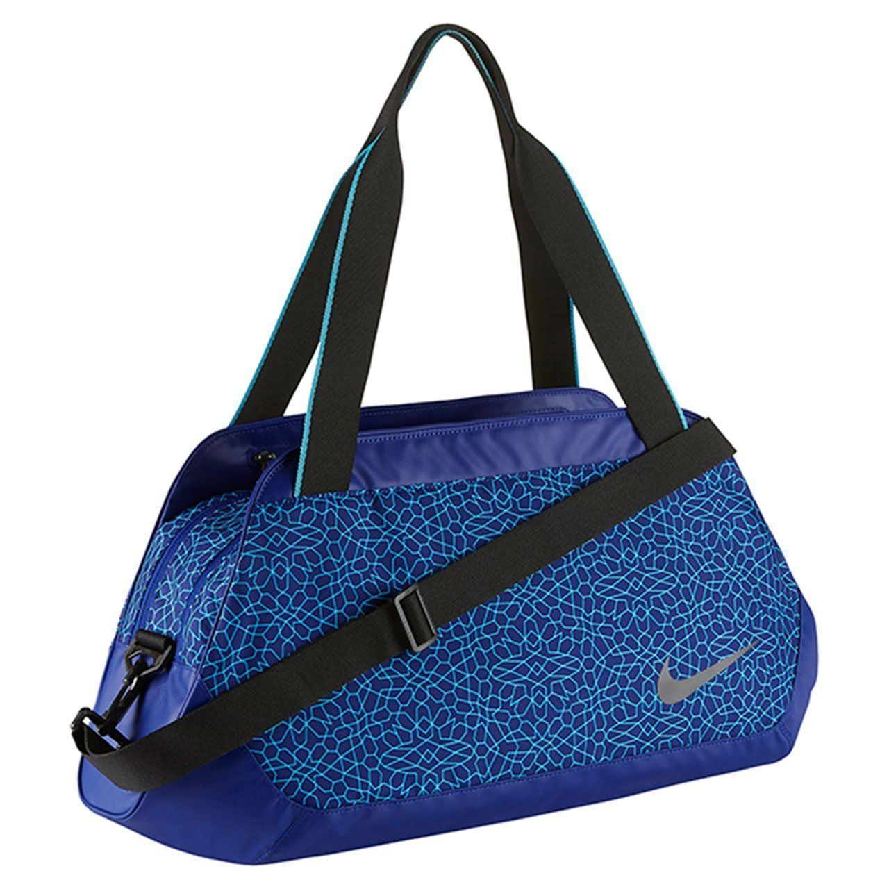 reputable site 8bfb3 f060a Nike Legend Club - Print Sporttasche, 33 Liter, Blau Amazon.de Sport   Freizeit