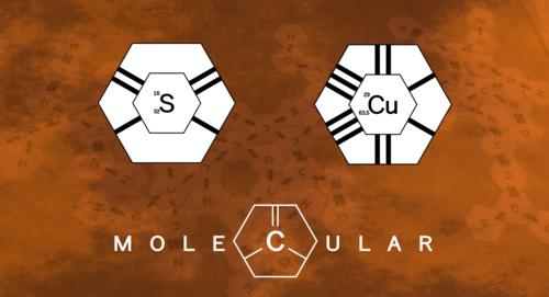 Molecular: The Strategic Chemistry Tile Game | Image | BoardGameGeek