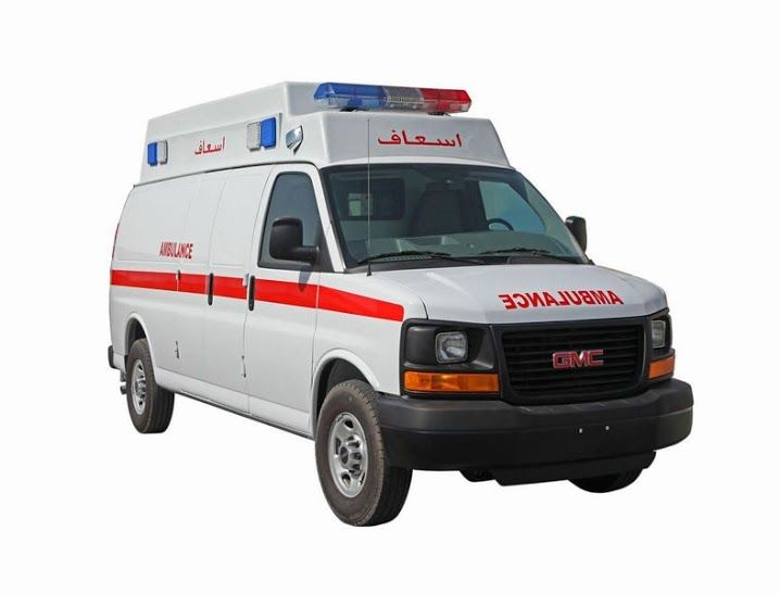 Gmc Savana Ambulance For Sale In Dubai Ambulance Gmc Toyota Hiace