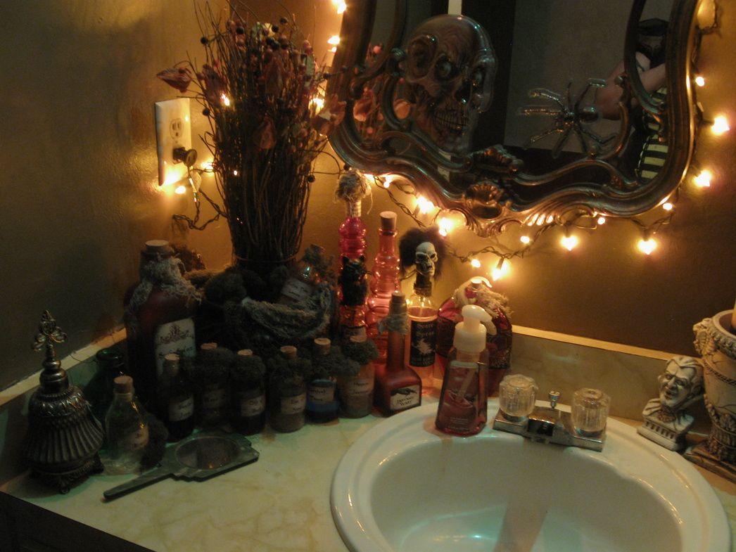 Halloween Decoration Inspiration Pinterest Hocus pocus - diy halloween decorations scary