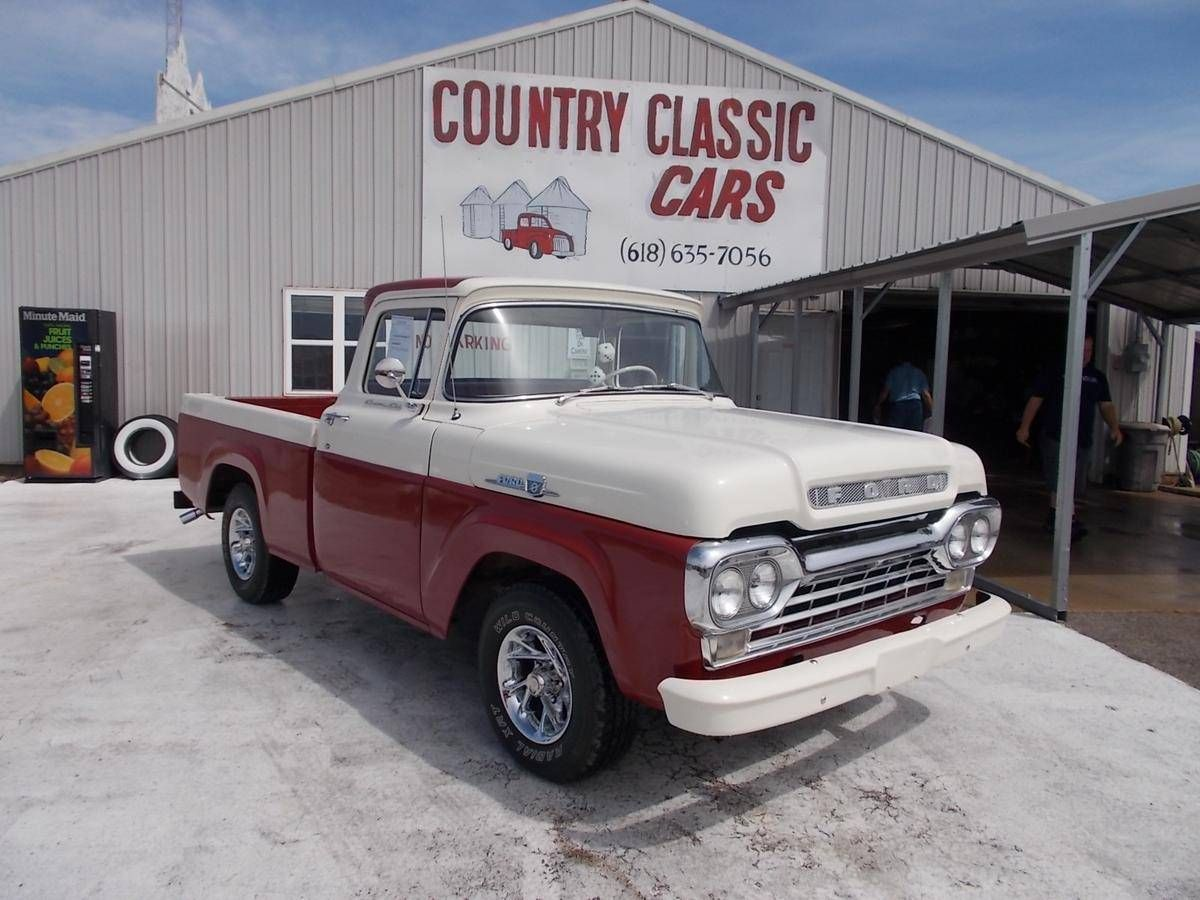 1959 Ford F100 Short Bed for sale #1840023 | Hemmings Motor News ...